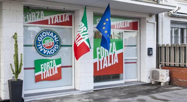 Poliziotto ferito in pineta di Ponente, solidarietà di Forza Italia