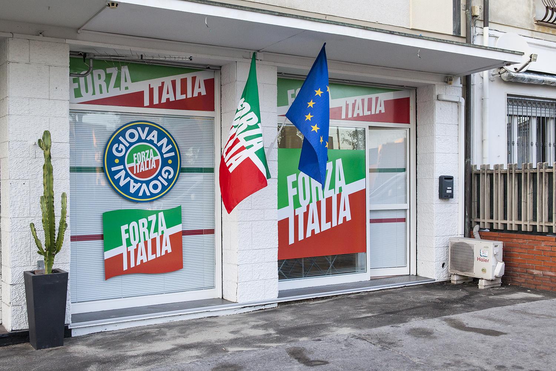 Poliziotto ferito in pineta di ponente solidariet di for Deputati di forza italia