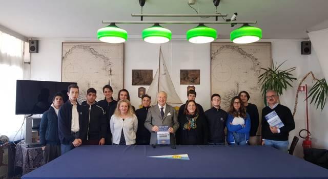 Prosegue la collaborazione fra Club Nautico Versilia e Istituto Nautico Artiglio