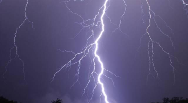 Temporali, vento e grandinate: allerta meteo sulle zone interne della Toscana