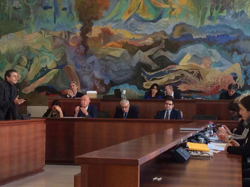 """""""Mai più fascismi, merito al consiglio comunale di Viareggio: inqualificabili le assenze della minoranza"""""""