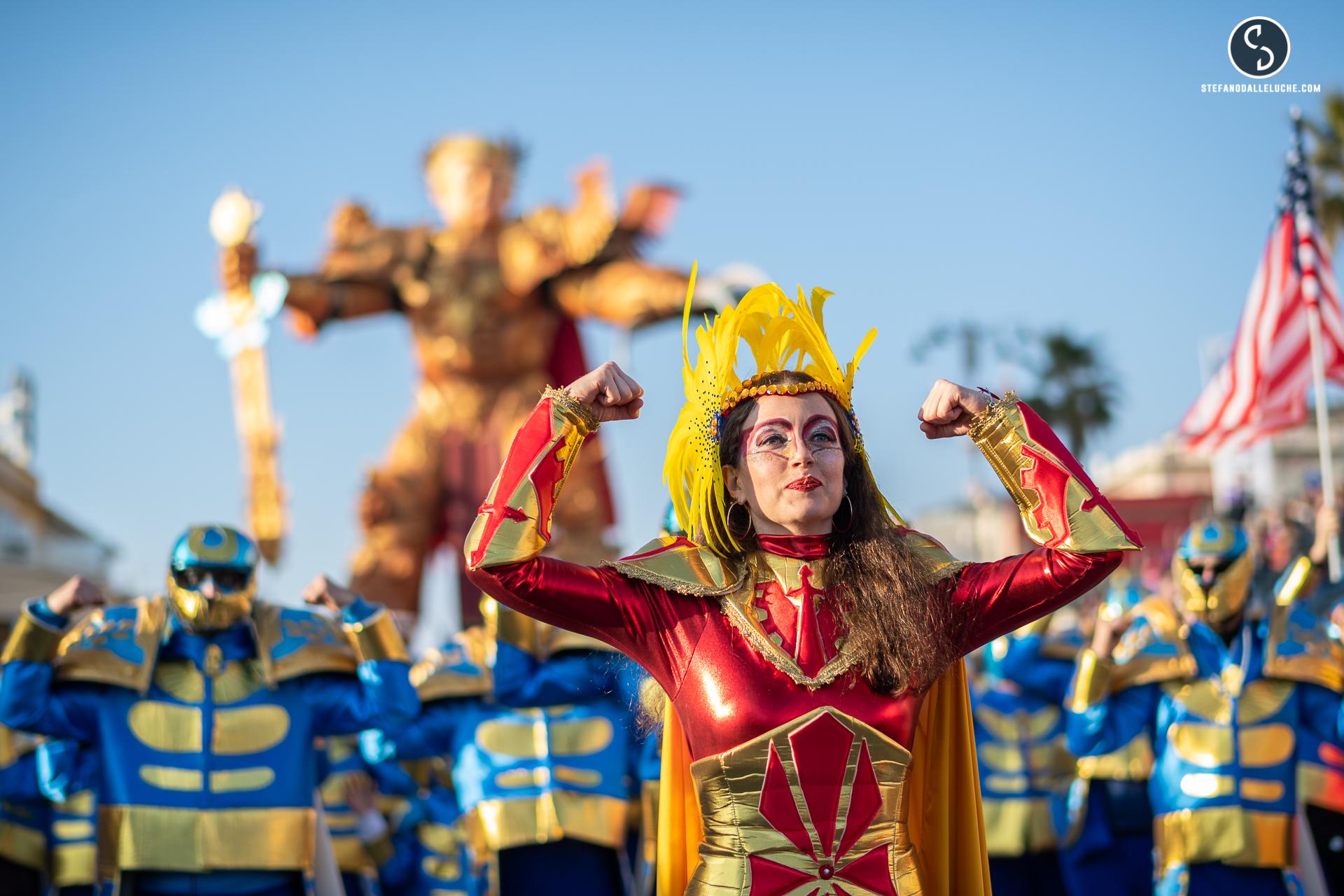 Calendario Carnevale Viareggio 2020.Carnevale Di Viareggio Nel 2020 Sei Corsi In Maschera