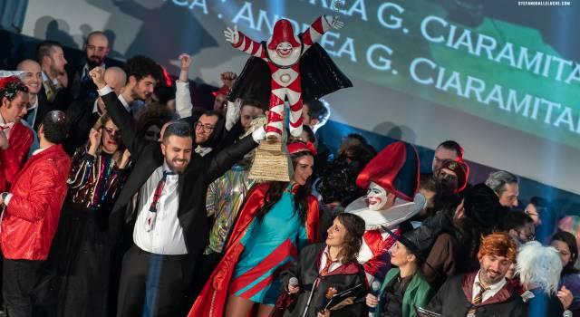 """""""Un tuffo tra i coriandoli"""" vince il Festival di Burlamacco: sarà la canzone ufficiale del Carnevale di Viareggio 2019"""