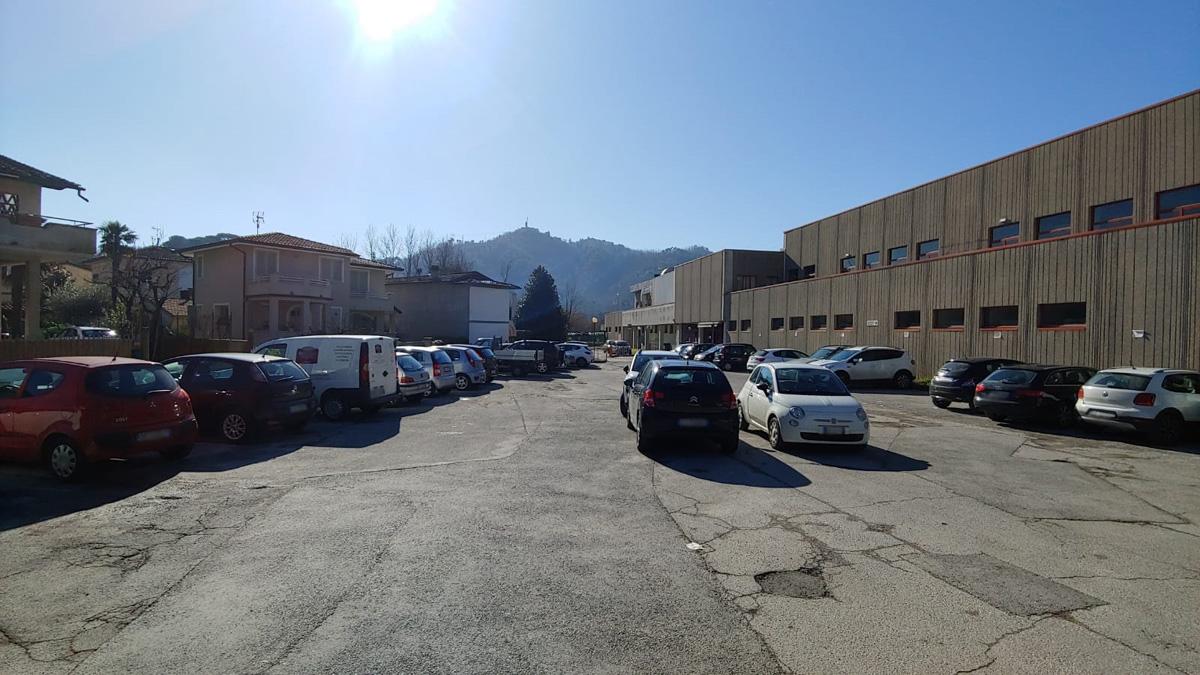 Approvato lo studio di fattibilità per il nuovo parcheggio presso il Palasport