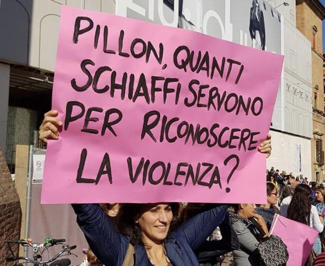 Da Viareggio a Roma contro il Ddl Pillon