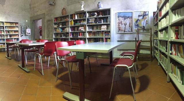 Seravezza, finalmente il wifi in biblioteca
