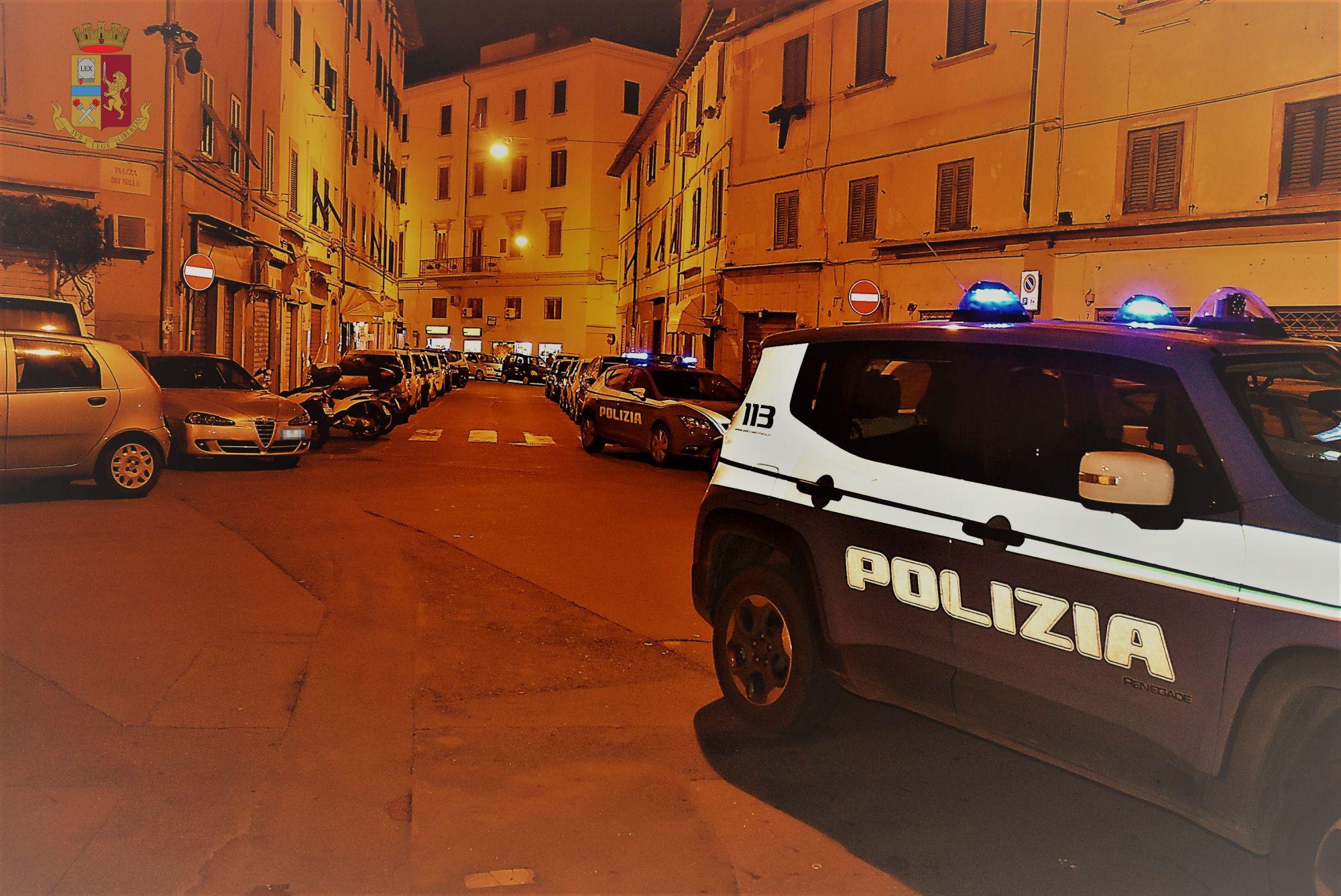 Controlli a Livorno, sanzionati 3 locali