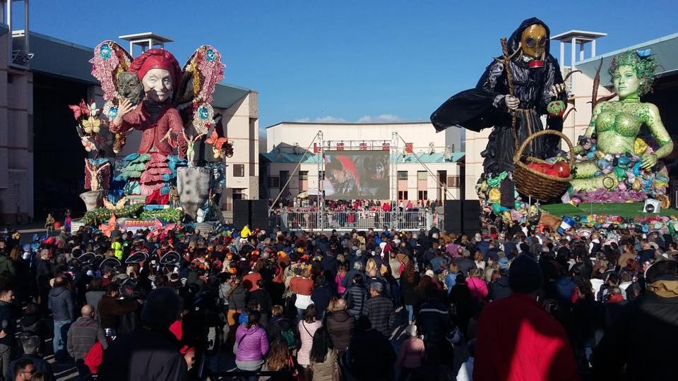 Carnevale di Viareggio: ieri in Cittadella è calato il sipario sull'edizione 2019