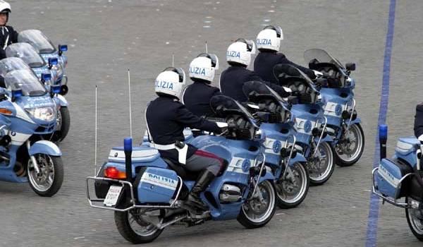 Spaccio e furti, nel pisano in servizio la Polizia in moto