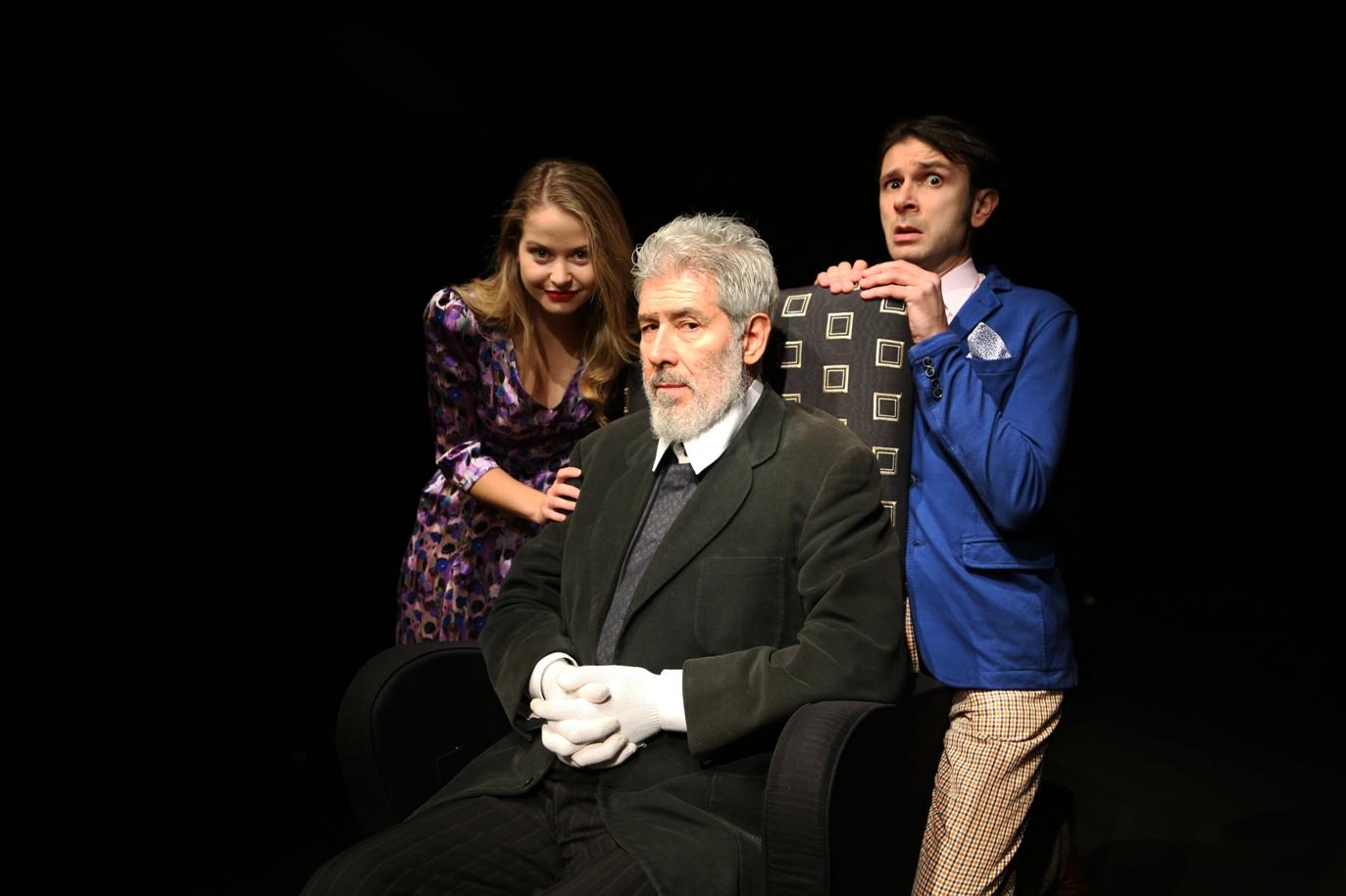 Teatro: domani la comicità di Alessandro Benvenuti sul palco del Teatro Jenco