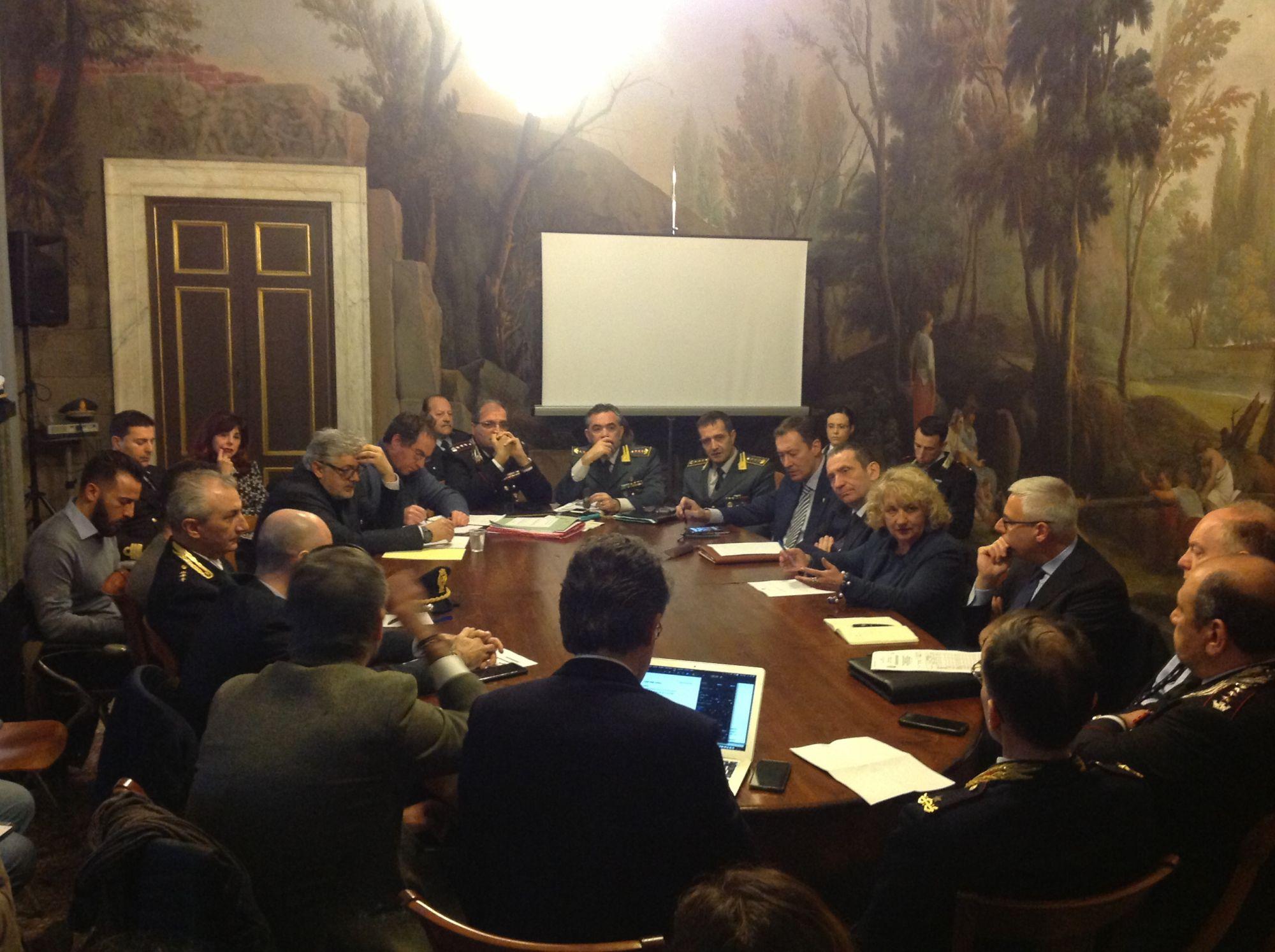 I prefetti di Lucca e Pisa uniti per la sicurezza nelle pinete
