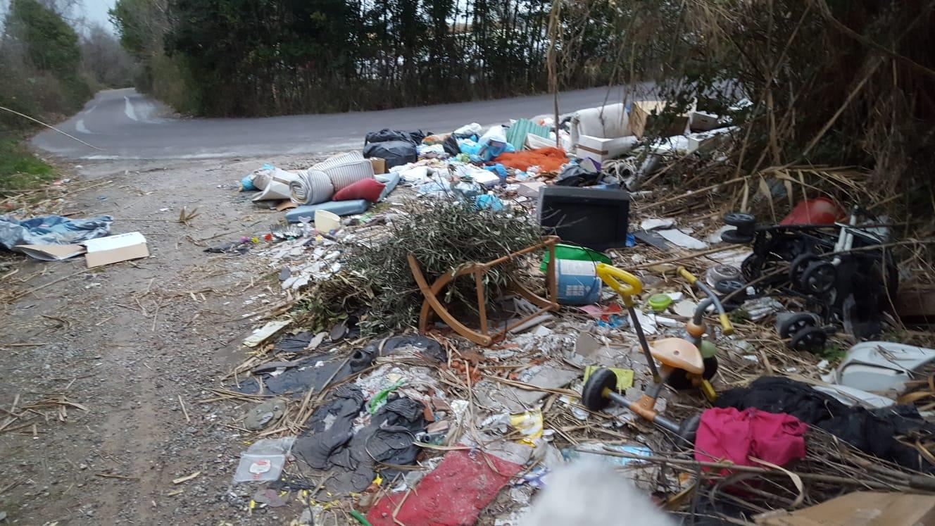 Ennesime discariche a Viareggio, nuovo esposto in Procura e in Comune