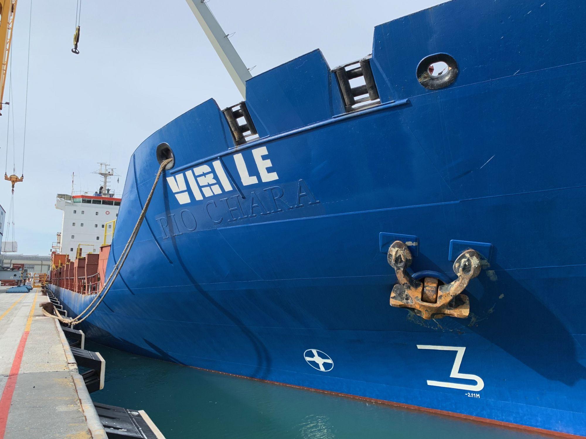 Fermata dalla Guardia Costiera una nave in pessime condizioni igieniche e di sicurezza