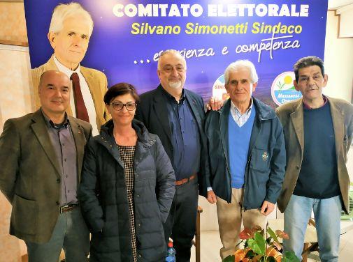 Elezioni a Massarosa, Simonetti incontra la Cgil