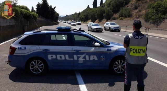 Trio di ladri disarticolato dalla Polstrada: dopo 7 colpi erano senza scampo