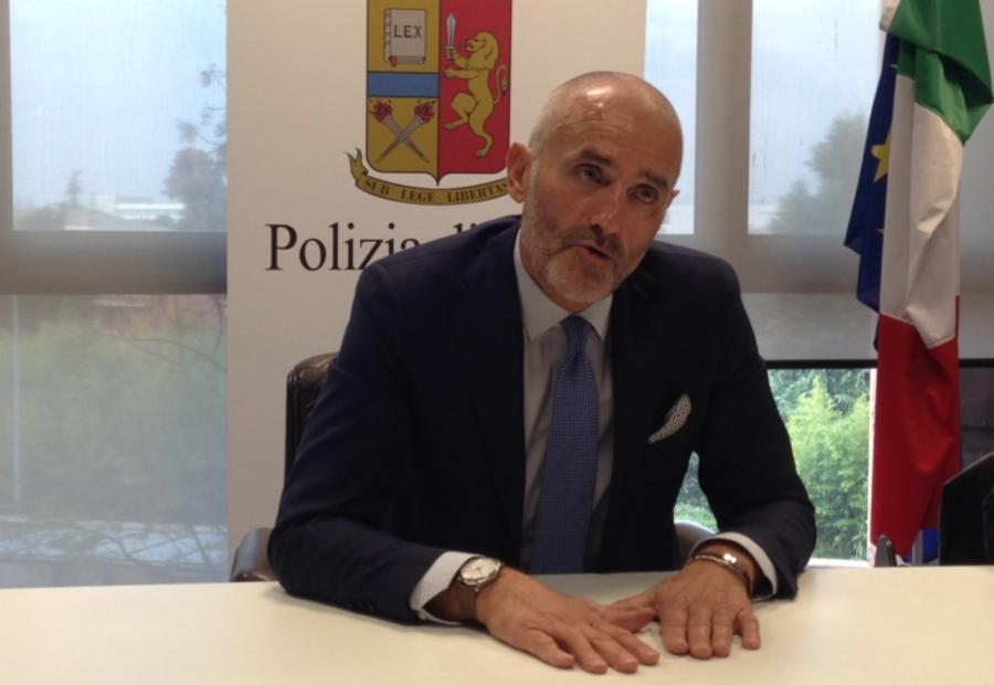Cambio di guardia in Questura a Lucca, a  Vito Montaruli succede Maurizio Dalle Mura