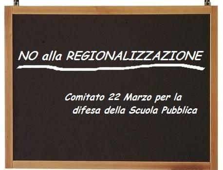 """A Viareggio si costituisce il """"Comitato 22 marzo per la Difesa della Scuola Pubblica"""""""