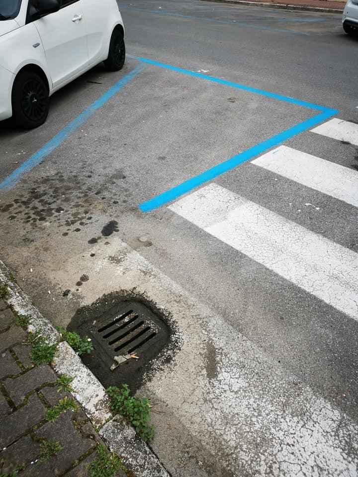 Nuovi parcheggi, interrogazione di Alessandro Santini