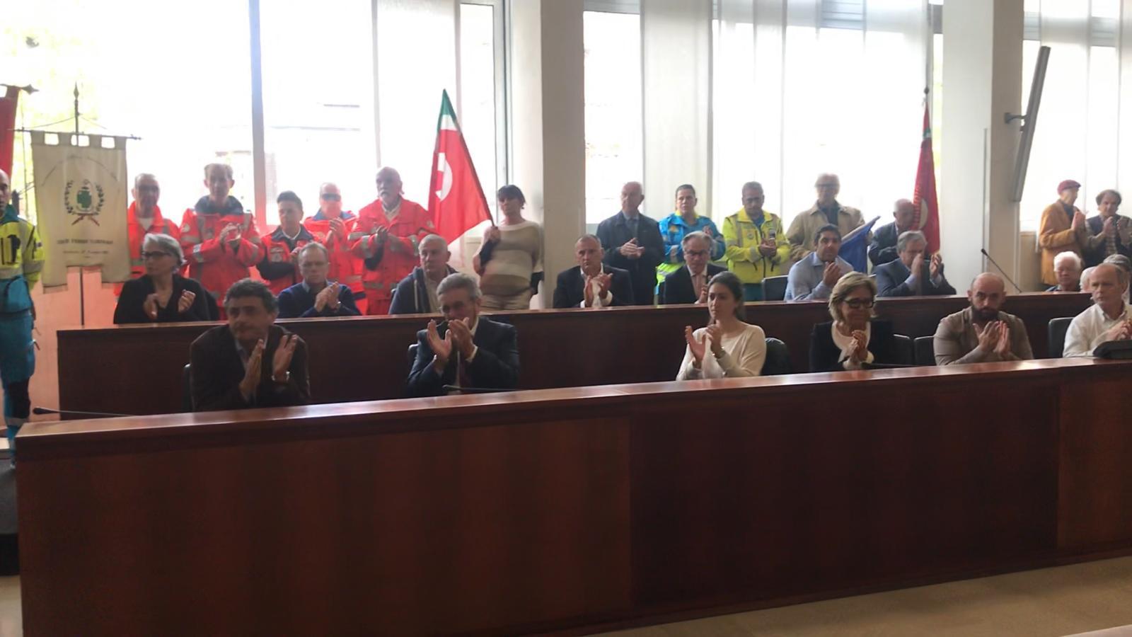 """25 aprile, il sindaco Del Ghingaro: """"Democrazia e libertà prime vittime del fascismo"""""""