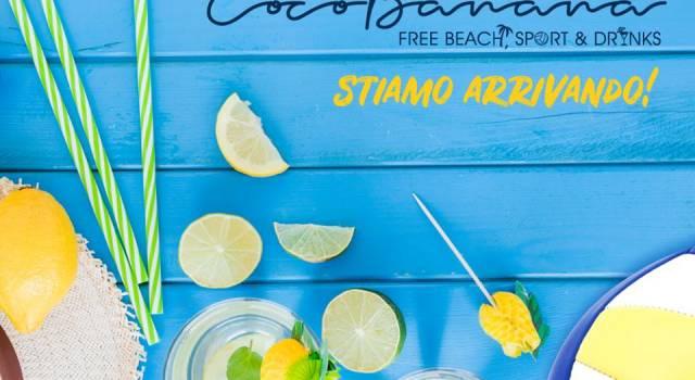 A Lido di Camaiore arriva CocoBanana, il nuovo modo di vivere l'estate!