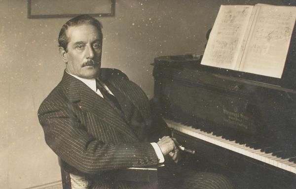 Inediti di Giacomo Puccini a Lucca Classica