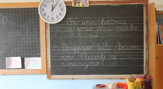 """Coronavirus, a settembre si torna a scuola """"alternati"""": metà in classe e metà a casa"""