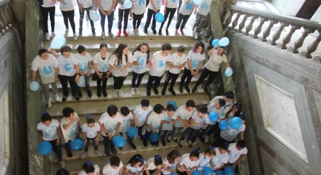 Pietrasanta aderisce al Blue Day (Giornata Mondiale Autismo)