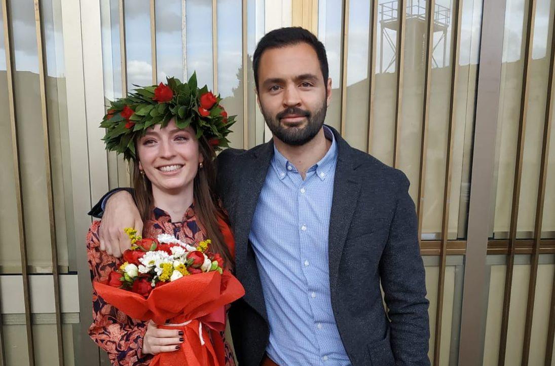 Laurea in Veterinaria per Chiara Alaimo: congratulazioni alla neo dottoressa