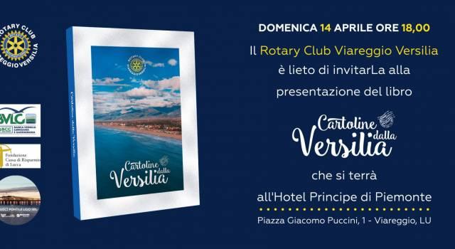 Cartoline dalla Versilia, il libro