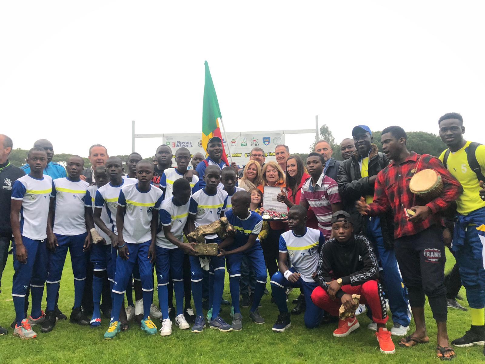 Successo per la nona edizione della Universal Youth Cup