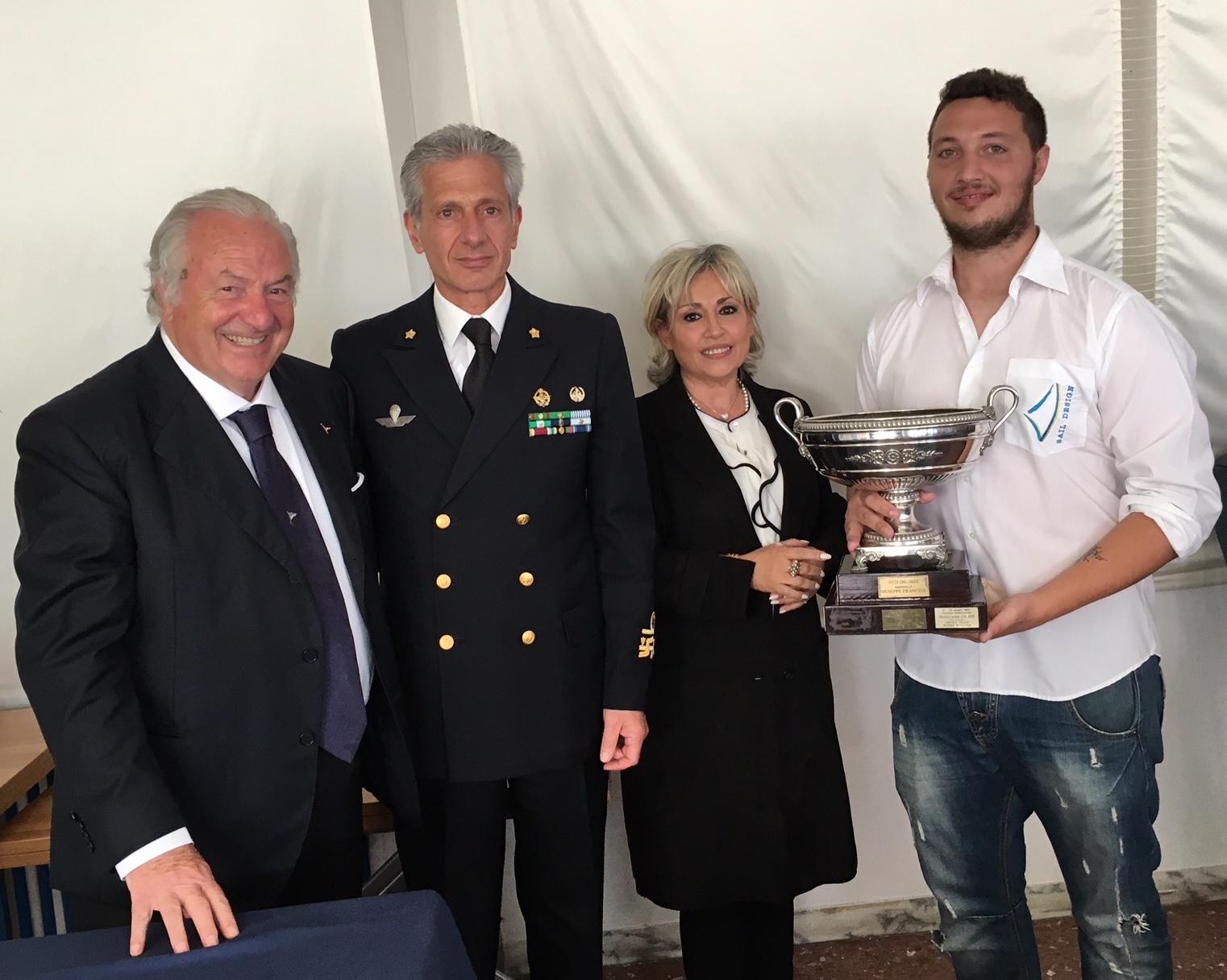 Vela: Cresce l'attesa per il XXIV Trofeo Challenge Ammiraglio Giuseppe Francese