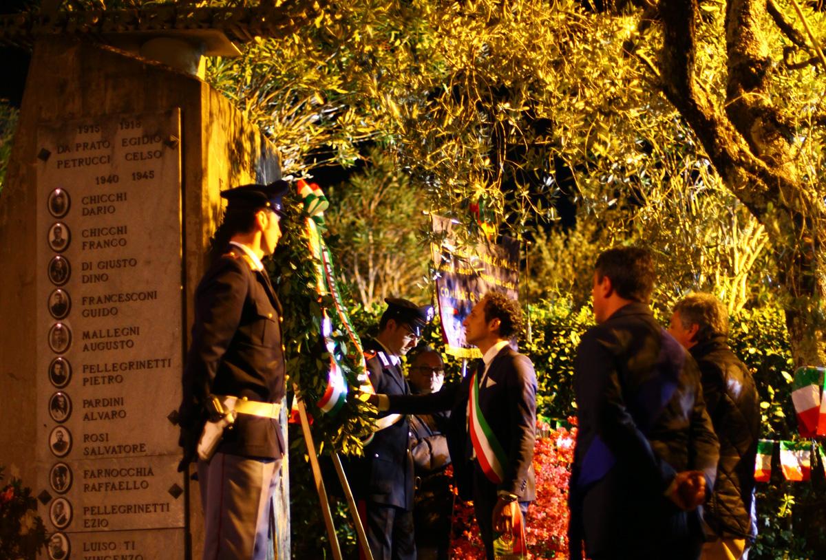 Liberazione, il programma delle celebrazioni a Marignana