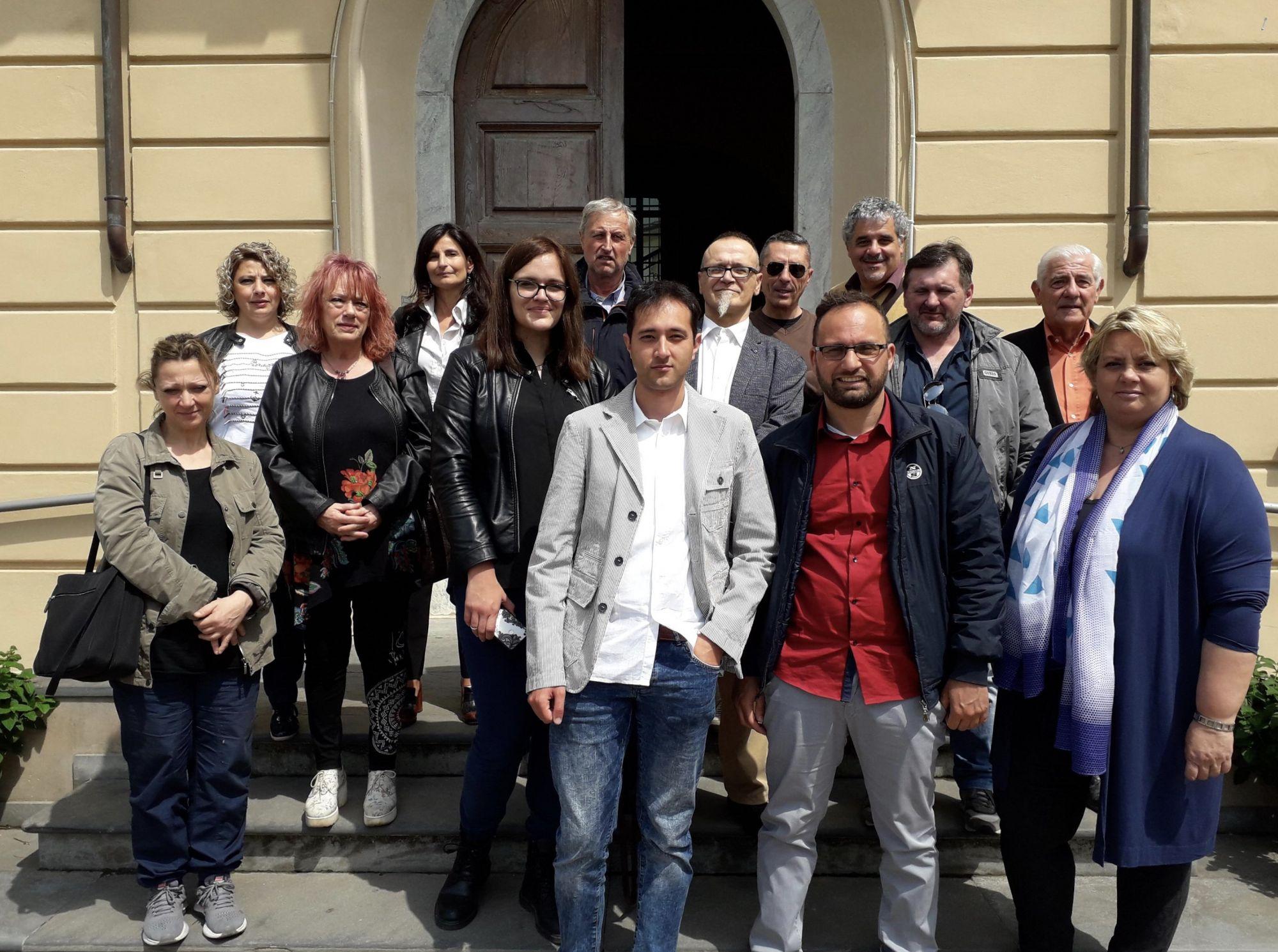 Elezioni, ecco la lista Massarosa Futuro a sostegno di Francesco Mauro
