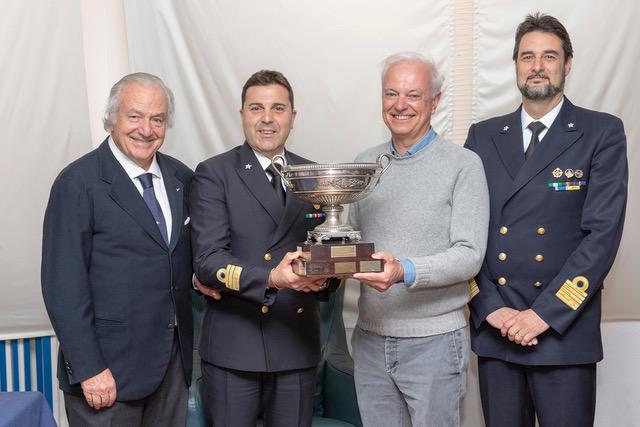 Vela:  Orizzonte di Bertazzoni vince per il secondo anno il Trofeo Challenge Ammiraglio Giuseppe Francese
