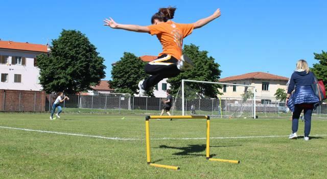 A Pietrasanta diritto allo sport per tutti i bambini residenti