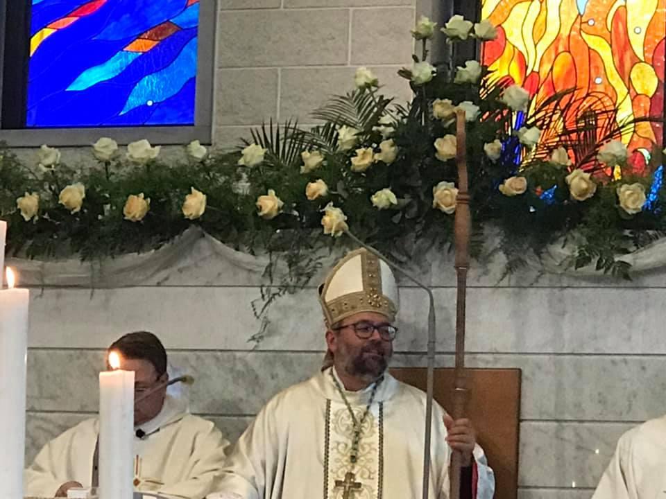 Viareggio accoglie il vescovo Paolo