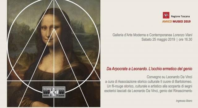 Amico Museo, terzo appuntamento alla Gamc di Viareggio