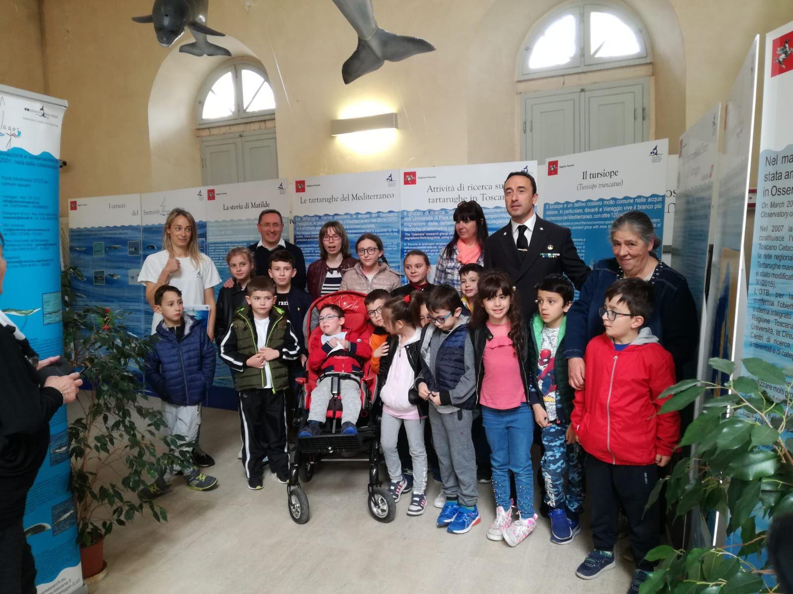 Capitaneria di Porto di Viareggio aperte alle scuole
