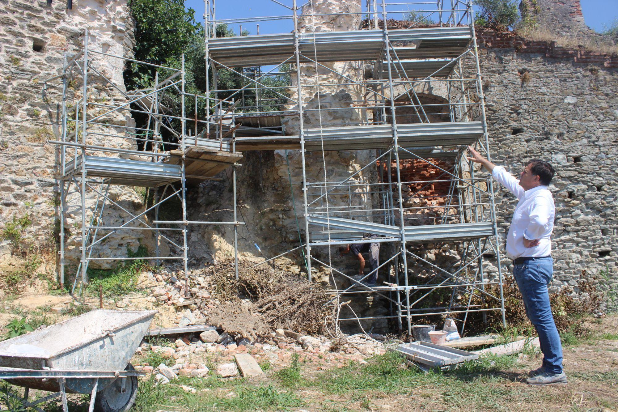 Rocca di Sala, comune a caccia finanziamenti per rendere accessibile sito