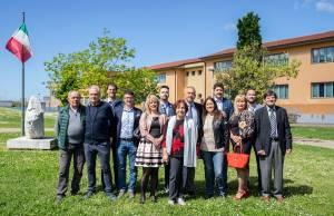 I candidati di Forza Italia con Alberto Coluccini