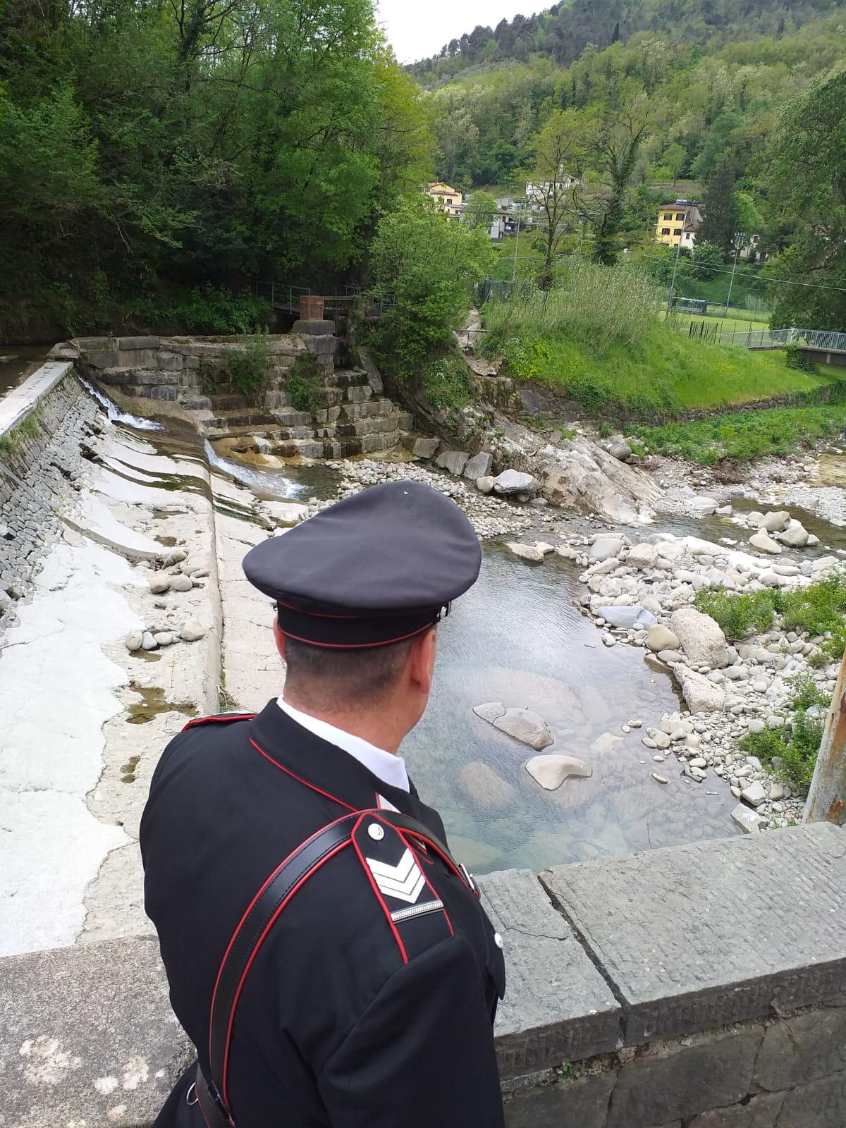 Minaccia di suicidarsi, salvato dai Carabinieri