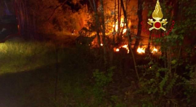 Protezione Civile: prorogato al 13 settembre il periodo ad alto rischio incendi