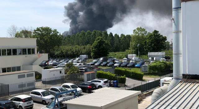 Incendio al Brentino, si attendono i risultati di Arpat