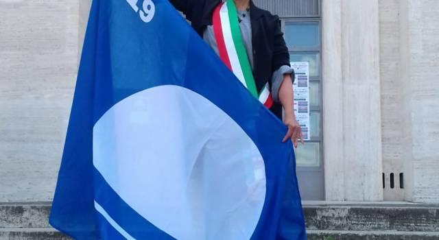 Ventiduesima bandiera blu consecutiva per la città di Viareggio