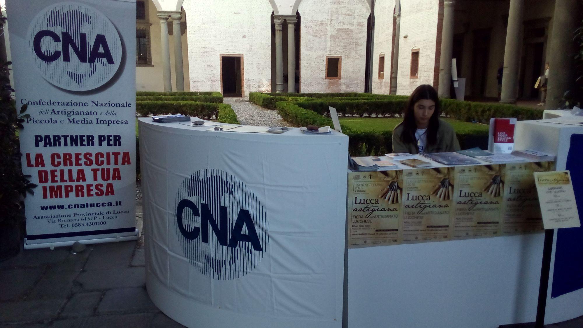Cna, incontro con le imprese a Pietrasanta