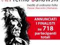"""Proclamati i finalisti  della VI edizione """"Premio Letterario Nazionale Bukowski"""""""