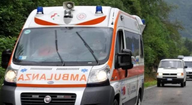 Ciclista investito sulla Variante Aurelia a Torre del Lago, è grave