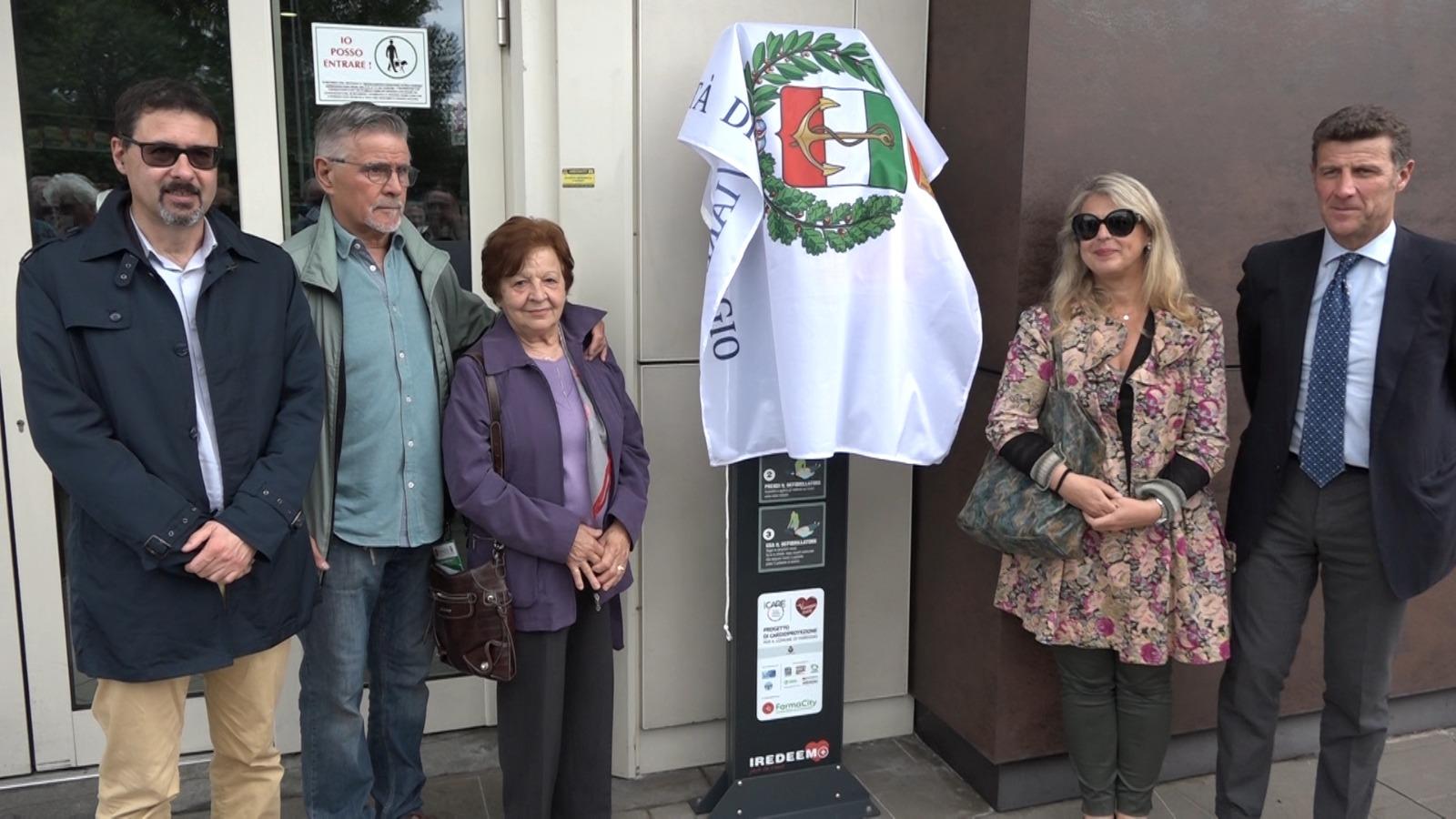 iCare Viareggio Cuore, 10 defibrillatori per ogni farmacia e nei due cimiteri