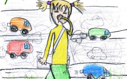 Inquinamento atmosferico e bambini