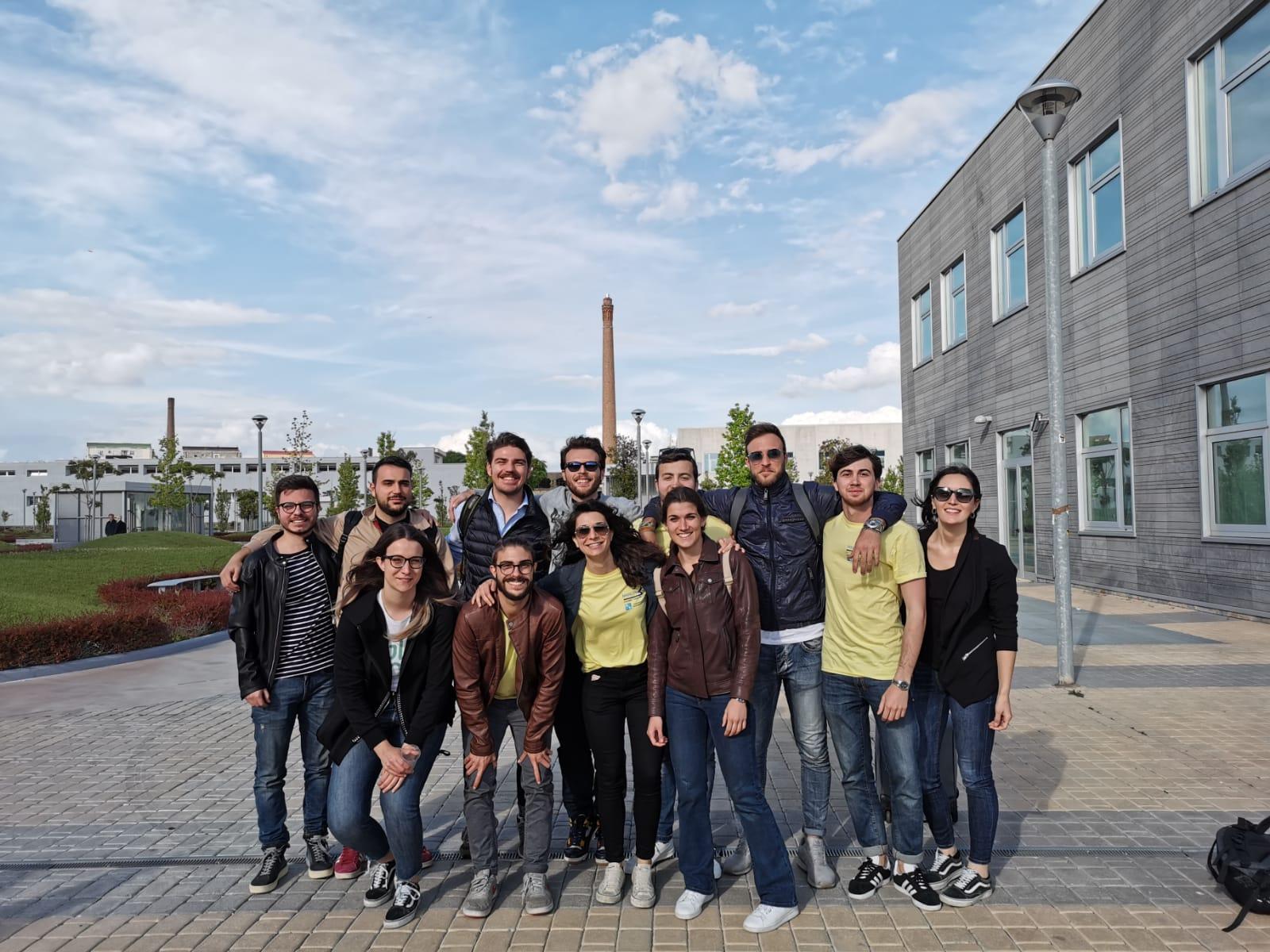 Idee d'impresa innovative: studenti Unipi sul podio a Napoli